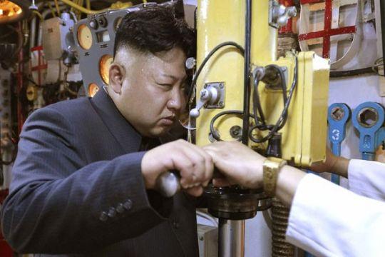 Kim Jong-Un eksekusi 15 pejabat tinggi