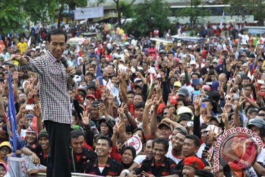 Jokowi janji tetap blusukan jika terpilih