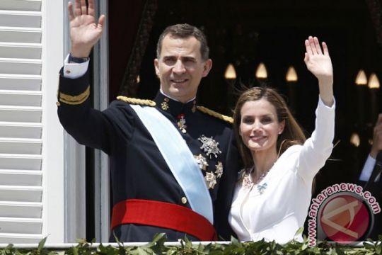 Raja Spanyol minta sempalan Katalan hargai hukum