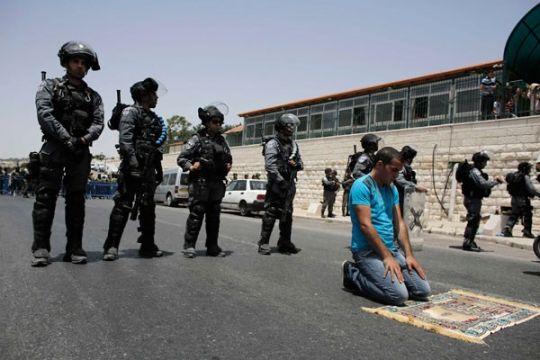 Palestina akan tuntut Israel ke mahkamah internasional