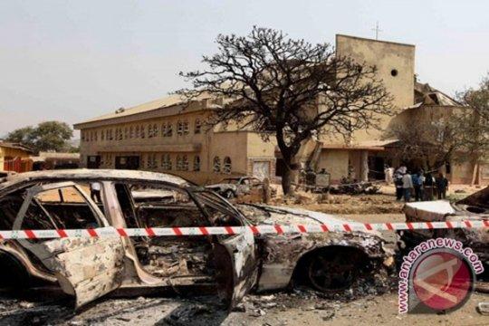 Kelompok bersenjata tewaskan 16 tentara di Nigeria
