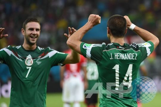 Klasemen akhir kualifikasi Piala Dunia zona Concacaf