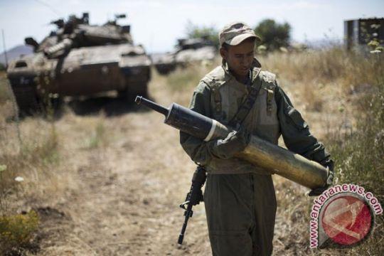 Israel tembak jatuh pesawat Suriah di Golan