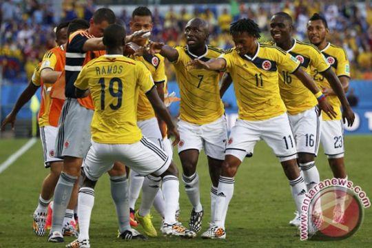 Copa America - Kalahkan AS 1-0, Kolombia juara tiga