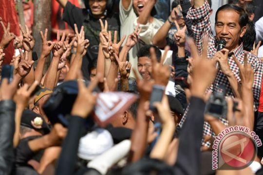 "Jokowi ingatkan masyarakat tolak ""money politics"""