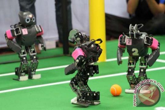 Indonesia tuan rumah kontes robot internasional