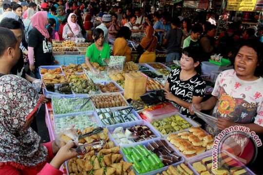 BPOM sidak pasar makanan di Rawamangun