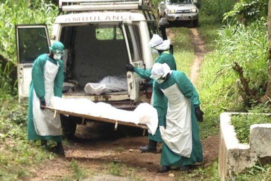 Sudah 7 dokter Sierra Leone yang meninggal karena Ebola