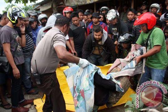 Polisi tewas saat bubarkan judi di Pasar Youtefa