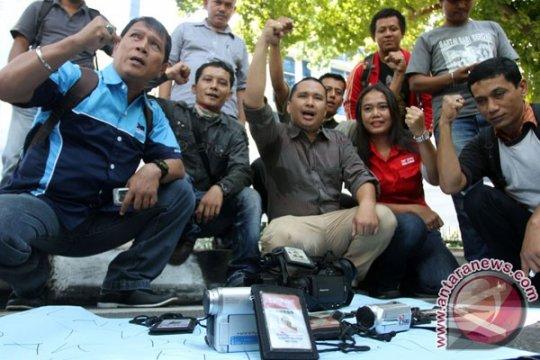 Wartawan dilarang liput Komisi A DPRD Sumut