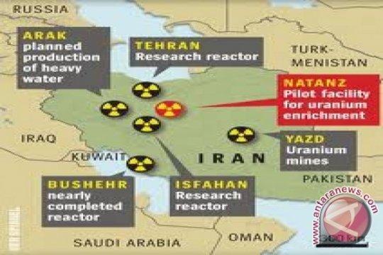 Iran akan turunkan komitmen perjanjian nuklir pada 7 Juli