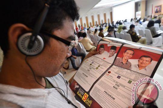 KPU Surabaya pelaksana Election Visit Program pada 27 Juni