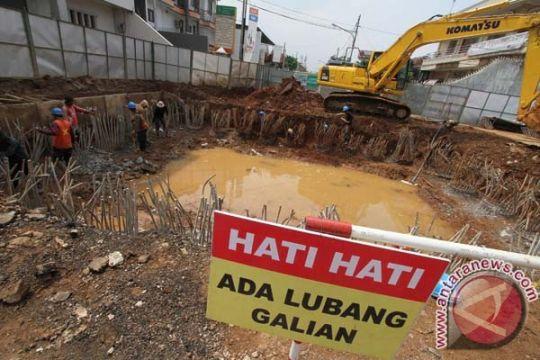 Jalan Otista 3 ditutup tiga bulan untuk konstruksi sudetan CIliwung