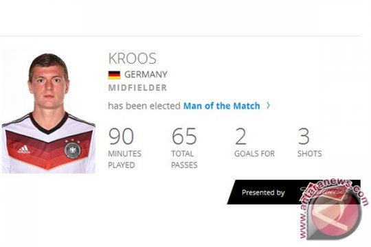Kroos dikabarkan siap pindah ke Real Madrid