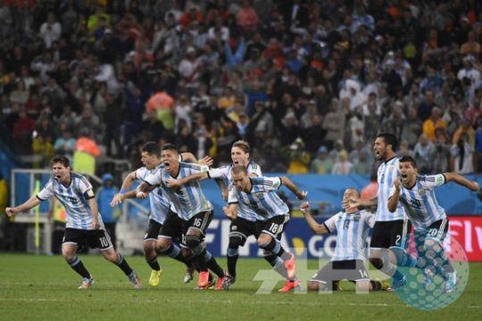 Demi Piala Dunia 2018, Argentina harus tekuk Ekuador