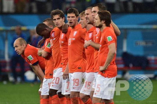 Belanda di ambang gagal ke Euro 2016