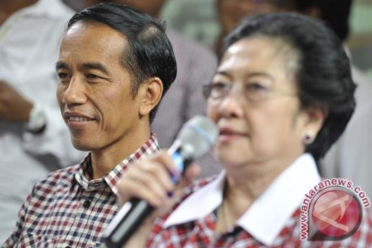 Imbauan Megawati untuk parpol terkait MD3