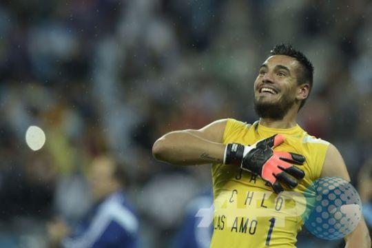 Piala Dunia - Guzman gantikan Romero di palang pintu Argentina