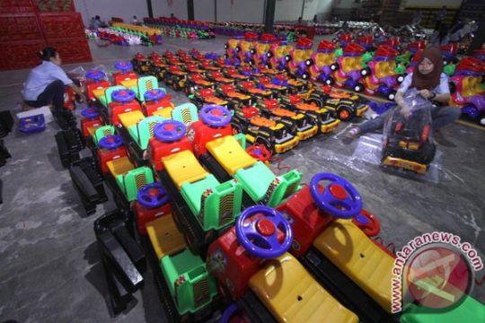 Kualitas mainan anak ekspor di atas SNI