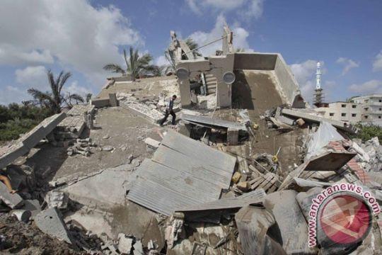 Emirat janjikan bantuan 41 juta dolar untuk rekonstruksi Gaza