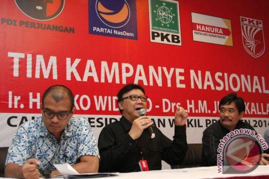 Timses Jokowi-JK di Papua Barat siap beberkan data di MK