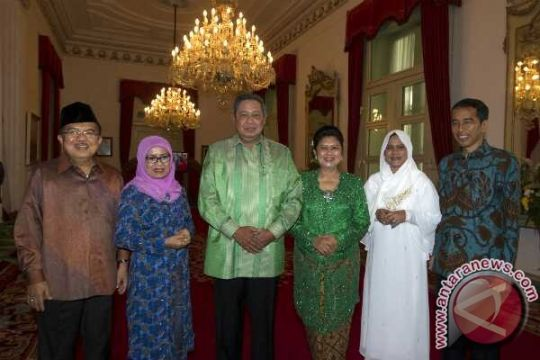Jokowi-JK tidak mendapat pesan khusus dari Presiden Yudhoyono