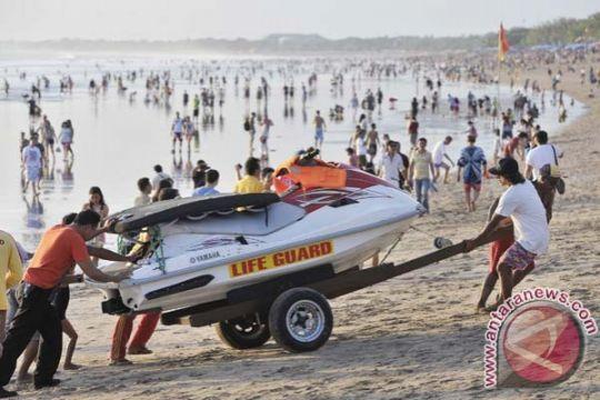 168 petugas Balawista siaga di pantai Kuta