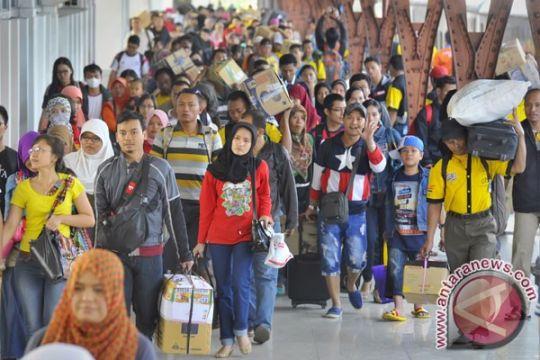Hampir 70 ribu orang jadi pendatang baru di Jakarta