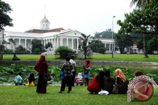 Pemkot Bogor lantik pejabat di Kebun Raya Bogor