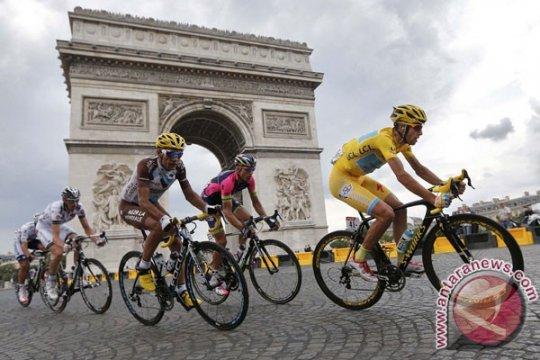 Hasil lomba etape empat Tour de France