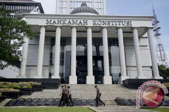 MK tolak gugatan ketentuan komposisi UU MD3
