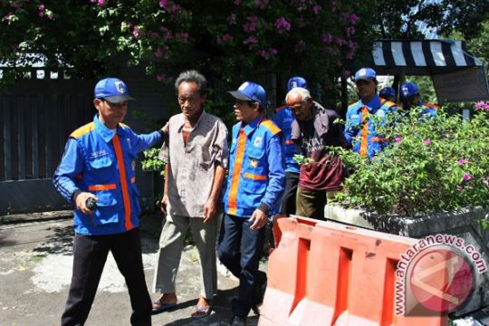 DKI jaring 7.000 penyandang masalah sosial selama 2014