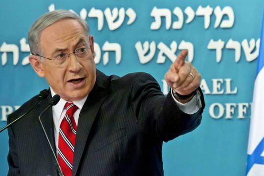 """Netanyahu sebut pidato dua-negara 2009 """"tak lagi relevan"""""""