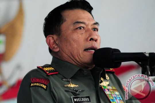 Panglima TNI bertemu Muhammadiyah-NU bahas ISIS