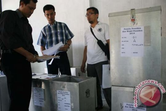 Mantan hakim MK: buka kotak suara, KPU tak langgar konstitusi