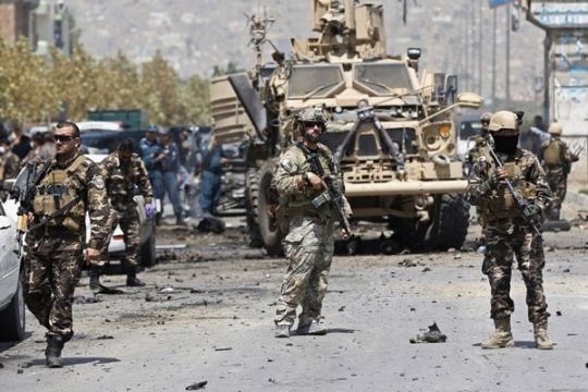 Pasukan Australia diduga lakukan 39 pembunuhan di Afghanistan