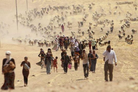 1.375 warga Irak tewas dalam aksi teror pada Januari