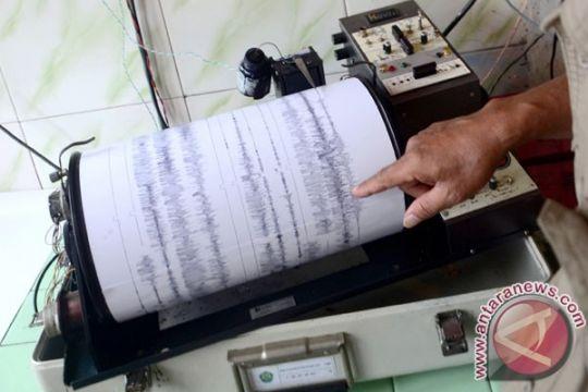 Gempa 4,3 SR landa Kabanjahe Sumut