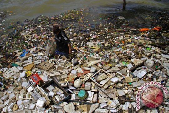 269.000 ton sampah plastik cemari samudra dunia