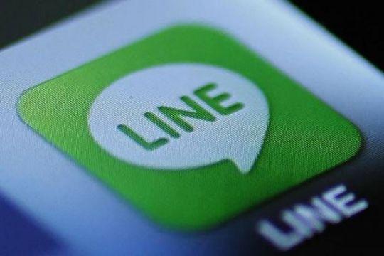 LINE tambah GoPay untuk pembayaran stiker