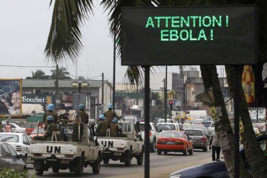 Angka kematian Ebola terlalu disepelekan