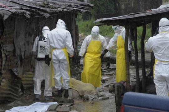 Kasus baru di Sierra Leone picu peningkatan korban Ebola