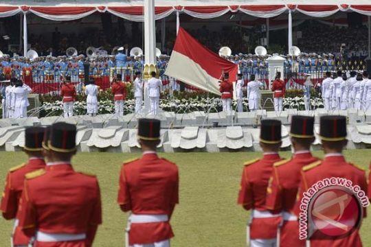 Peringatan detik-detik proklamasi dari Soekarno hingga Jokowi