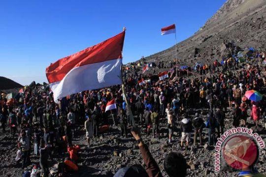 TNGM jadikan jalur pendakian Merapi wisata trekking