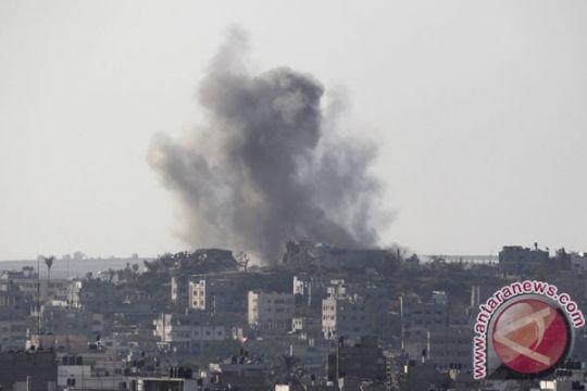 Tiga warga Palestina tewas akibat serangan Israel