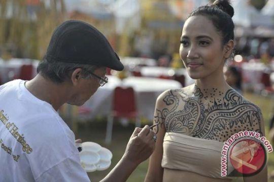 Body Painting Sanur Festival minim peserta