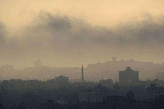 Israel serang posisi Hamas di Gaza