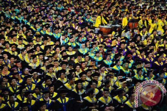 Unand Padang wisuda 1.370 mahasiswa
