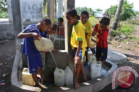 10 kabupaten di NTT alami krisis air