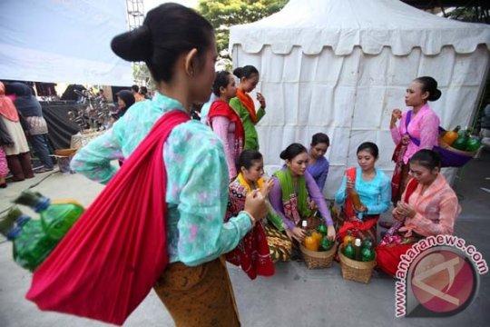 22 finalis Ratu Jamu Gendong 2014 terpilih